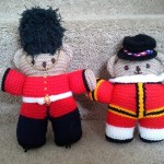beefeater and scots guard